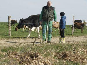 Nicolas Masson - agroforesterie dans la Meuse